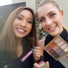 """""""Beautiful day to play with Stila #MeccaBeautyJunkie #MeccaLovesStilaNSW @meccamaxima @meccacosmetica @stilacosmetics"""" Photo taken by @maneetaum on Instagram."""