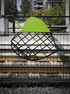 Leaf Fence Inserts | Public Art Archive
