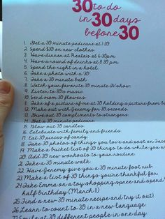things to do for your 28th birthday - Google Search