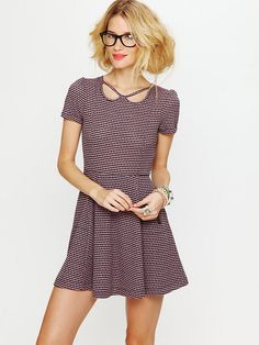 Free People Brunch Date Dress at Free People Clothing Boutique