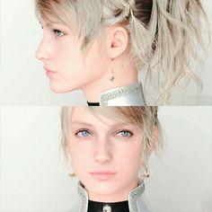 Lunafreya Nox Fleuret. Final Fantasy XV