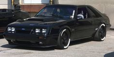 1979 Ford Mustang, Fox Body Mustang, Mustang Cars, Muscle Cars, Ford Fox, Ford Classic Cars, Sweet Cars, Japanese Cars, Modified Cars