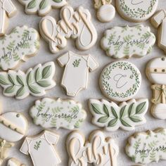 likes, 71 comments - Cowtown Cookie Co. (Cowtown Cookie Co. - likes, 71 comments – Cowtown Cookie Co. (Cowtown Cookie Co. Boho Baby Shower, Baby Shower Verde, Gender Neutral Baby Shower, Baby Boy Shower, Baby Shower Parties, Baby Shower Green, Baby Shower Ideas For Boys Themes, Fancy Baby Shower, Baby Shower Fruit