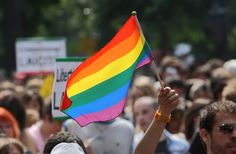 The 9 Best Things About Attending a Gay Pride Parade #lgbt #gaypride