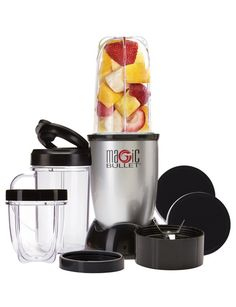 Meet Magic Bullet - Your Personal Kitchen Assistant. Our Magic Bullet blenders chop, blend, and mix to create an endless array of delectable dishes in seconds. Magic Bullet, Mixer, Single Serve Blenders, Frozen Cocktails, Fall Cocktails, Pink Cocktails, Best Blenders, Food Chopper, Custom Choppers
