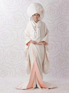 JR-30 白無垢 | ウエディングドレス|JULIET ROSA - ジュリエット ローザ / 銀座