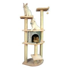 Armarkat Cat Tree at PetSmart. Shop all cat furniture & towers online Tree Furniture, Condo Furniture, Cat Tree Designs, Cat Accessories, Scratching Post, Cat Supplies, Animal House, Neutral Colors, Cat Trees