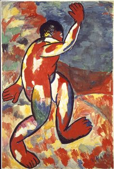 malevich bather - Google Search