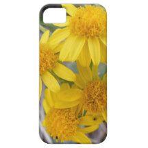 Yellow Wildflowers iPhone SE/5/5s Case