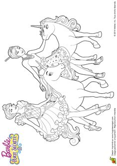 Printable Mermaid Coloring Pages For Girls