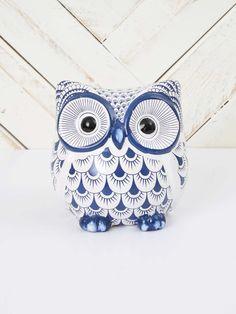 Adorable Ceramic Owl