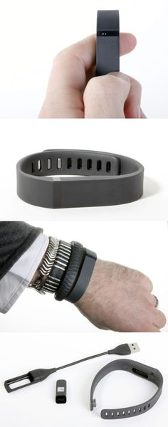 Fitbit Flex  A personal activity monitor that tracks your movements and sleep