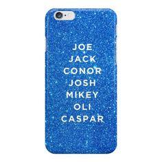 YouTuber Boys Phone Case - Joe Sugg (ThatcherJoe), Jack Maynard, Conor Maynard, Josh Pieters, Mikey, Oli White & Caspar Lee - Fun Cases - £5.99