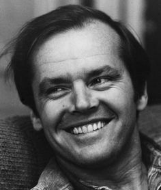 It's Jacky---Jack Nicholson Hollywood Actor, Hollywood Stars, Real Academia Española, Terms Of Endearment, Star Wars, Hooray For Hollywood, Portraits, Jack Nicholson, My Guy