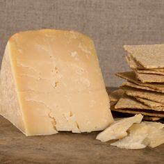 Murray's Cheese - Ewephoria Sheep Milk Gouda: Another fantastic dessert cheese tangy enough to use in a wide variety of applications.