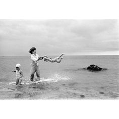 """My favorite image of Kennedys. // """"Kennedys at Hyannis Port, 1959, by Mark Shaw"""