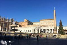 Az idei évben Bajorországból érkezett a Vatikán karácsonyfája. Idén egy gyönyörű szép 32 méter magas vörösfenyőt választottak, amelyet a szállítás miatt 25 méteresre vágtak. Taj Mahal, Louvre, Building, Travel, Viajes, Buildings, Destinations, Traveling, Trips
