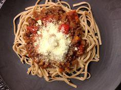Lavons's spaghetti yyummmm!!!