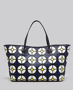 Jonathan Adler canvas tote - canvas tote bags on redsoledmomma.com