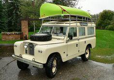 1969 Land Rover 109