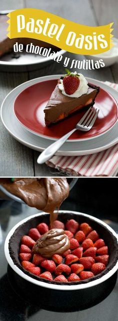 Optimismo que nos une Delicious Deserts, Yummy Food, No Bake Desserts, Easy Desserts, Breakfast Lunch Dinner, Biscuit Recipe, Diy Food, Love Food, Sweet Recipes