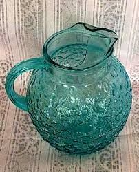 Image result for depression glass jug