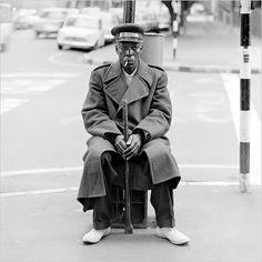 """The Watchman"" - David Goldblatt's Johannesburg Documentary Photographers, Famous Photographers, David Goldblatt, Street Photography, Portrait Photography, Solid Line, Become A Photographer, 6 Photos, Family Photos"