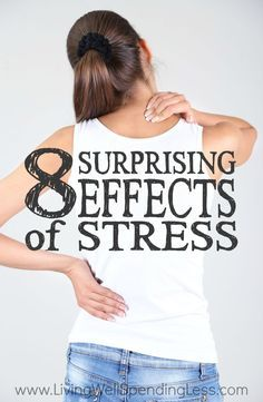 8 Surprising Effects of Stress