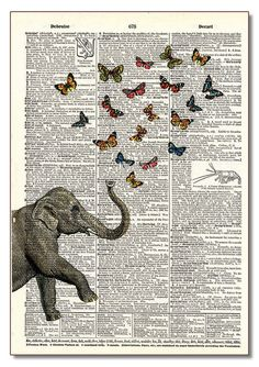 All Vintage Dictionary Art prints are made from re-purposed original Webster's Dictionary pages and are approximately x Pages are delica Wall Art Sets, Framed Wall Art, Framed Art Prints, Canvas Wall Art, Dictionary Art, Nature Paintings, Home Decor Wall Art, Modern Wall Art, Art Pictures