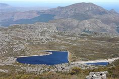 On top of Table Mountain - Cape Town, Western Cape. Who would have thought that you can actually stand next to a dam with a white sand beach. Table Mountain Cape Town, Cape Town South Africa, Wonderful Life, Day Hike, White Sand Beach, Homeland, Trip Advisor, Tourism, Highlights