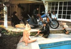 The Rolling Stones  Laurel Canyon, California  1969
