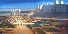 Nathan Fowkes Art: August 2008 - The Prince of Egypt
