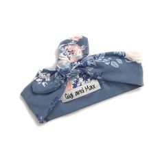 Slate Blue Floral topknot headband - infant - Gigi and Max Gigi And Max, Going Home, Top Knot, Toddler Outfits, Baby Fever, Making Out, Slate, Jazz, Infant