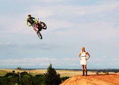 Motocross engagement Perfection!