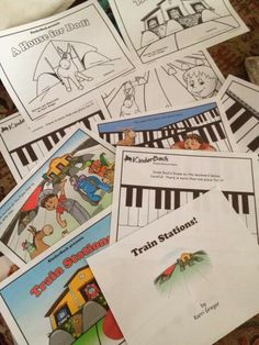 Why is music so important in early childhood? Excellent music program for kids - http://teachablescottstotshomeschool.blogspot.com/2014/02/tos-review-kinderbach-beginner-piano.html