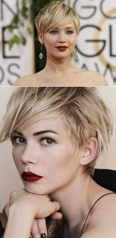 Long Pixie Cuts for Women