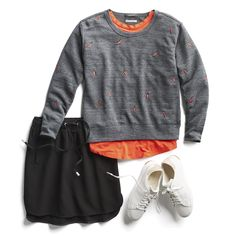 Stitch Fix Casual Summer Outfit Ideas 30 Outfits, Casual Summer Outfits, Casual Skirts, Skirt Outfits, Pretty Outfits, Cute Outfits, Style Me, Cool Style, Fix Clothing