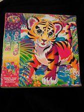 """Lisa Frank """"Forrest Tiger"""" 48 Piece Jigsaw Puzzle, http://www.amazon.com/dp/B00GT1UYDW/ref=cm_sw_r_pi_dp_QxDJsb0YKFNXYP6Z"""