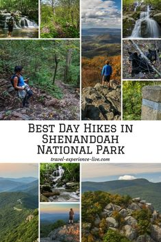 Best Day Hikes in Shenandoah National Park - Travel. Best Hiking Trails in Shenandoah National Park, Virginia Hiking In Virginia, West Virginia, Front Royal Virginia, Virginia Vacation, Richmond Virginia, Virginia Tech, Shenandoah National Park, Shenandoah Valley, Outdoor Adventures