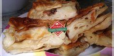 peynirli kuru yufka böreği #borektarifleri #yufkaboregi