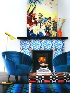 Fotógrafo: Damian Russel Fonte: House & Garden January 2012