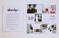Green Fingerprint: why I'm using project life as our baby album