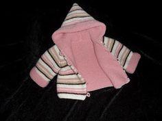 Hjemmelaget: Baby Delena, Gloves, Beige, Winter, Fashion, Threading, Winter Time, Moda, Fasion