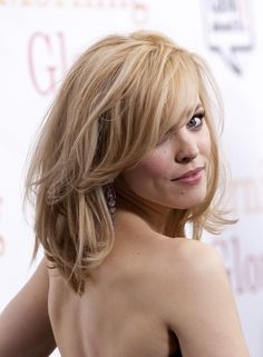 Rachel+McAdams+sexy,+messy+hairstyle Cute!