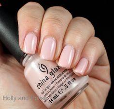 Holly and Polish: China Glaze Hopeful