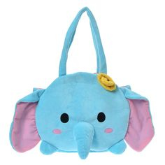 Dumbo Tsum Tsum Purse Disney Store Japan