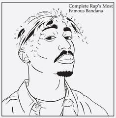 Click here to download this page. Print it out. Complete the activity. Color it. Listen to this while you do so.    Rap Coloring Book on Twitter.