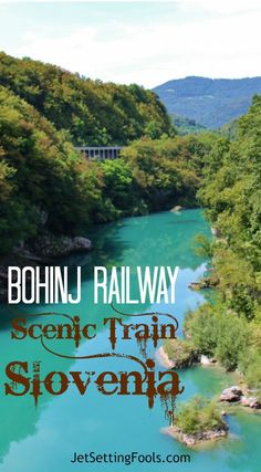 """For most people, the purpose of taking a train is to get from Point A to Point B. However, when there is a train that navigates through stunning landscapes, the sole reason for riding the rails can simply be for the scenery that passes by the window. The Bohinj Railway in Slovenia, which was recently featured by Lonely Planet as one of """"the best train journeys you've never heard of,"""" is just that kind of train ride – a trip that proves it can be more about the journey tha"""