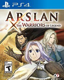 Arslan: The Warriors of Legend (PS4) 69% off (Amazon)