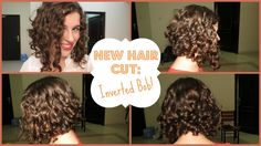 haircut in back in front 1000 ideas about curly angled bobs on curly 9909